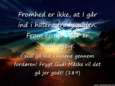 koranen på dansk online