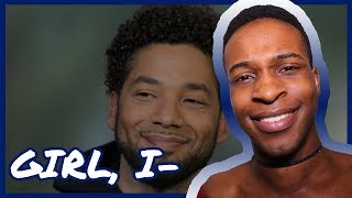 So there have been major developments in this Jussie Smollett situa...