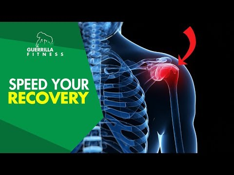 How to Speed Recovery of Injuries & Tendonitis | TOP 3 METHODS