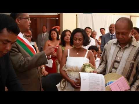Mariage Lova sy Voahirana