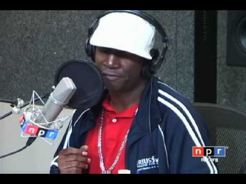 Grandmaster Flash Traces Hip Hop's Roots
