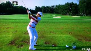 Sergio Garcia / 3-Wood Slow Motion (2014 WGC Bridgestone)