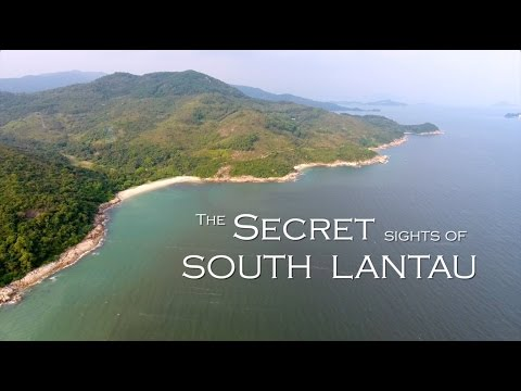 The Secret Sights of South Lantau (Hong Kong)