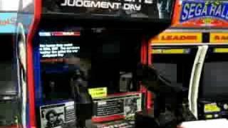 Game | Terminator 2 arcade game! | Terminator 2 arcade game!