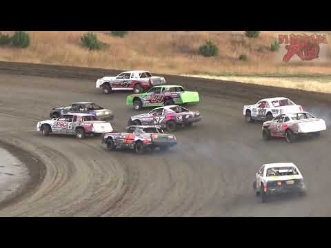 RPM Speedway - 10-5-18 - 12th Annual Fall Nationals Stock Car Heats 4-6