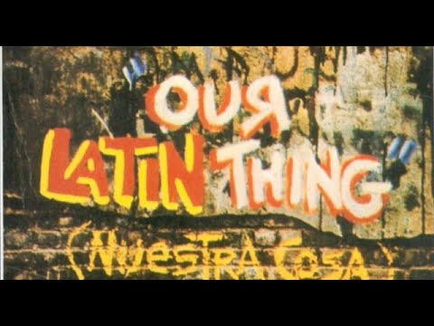 """Our Latin Thing """"Rehearsal & Interview"""" with Hector Lavoe, Cheo Feliciano and Ray barreto"""