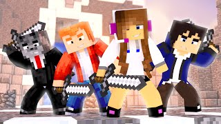 Minecraft: EGGWARS - YOUTUBERS DA ADR EM UM TIME!