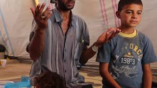 A story of a displaced family in Talafar