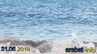 Вечерний бриз Азовского моря на Арабатской стрелке  в мае месяце!!!(, 2016-05-21T19:31:15.000Z)