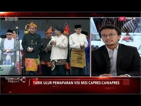 Pemaparan Visi Misi Paslon Terancam Dibatalkan, Ini Kata Kubu Prabowo - Special Report 02/01 Mp3