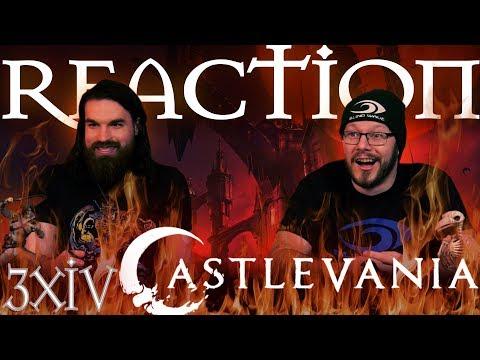 """Castlevania 3x4 REACTION!! """"I Have A Scheme"""""""