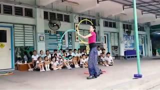 Publication Date: 2020-02-26 | Video Title: 雜耍表演和試玩活動 (梅窩學校)