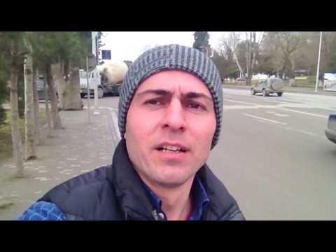 "TRAVEL VLOG  - Azerbaijan - ""Mingachevir"""