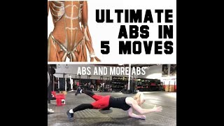 Chisel Up Those Abs | SmashweRx | Trevor Bachmeyer