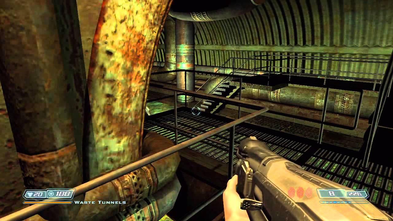Download Doom 3 BFG - Resurrection of Evil - Part 4