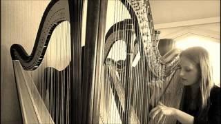 All I Want - Kodaline (Harp Cover)