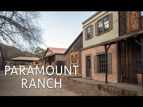 Paramount Ranch: Exploring the Famous Movie Set State Park