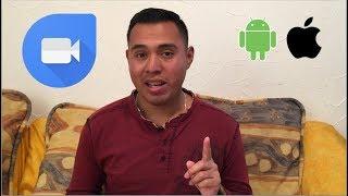 GOOGLE DUO la mejor App para hacer Videollamadas | Adiós FaceTime, Skype, WhatsApp