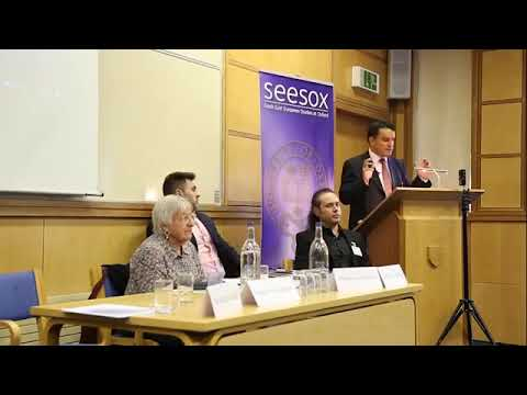 Conference Presentation on the Ecumenical Patriarchate (Oxford: St. Antony's College, 22/6/2018)