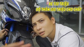 Thanh Niên Giàu Có Mua Con Xe 700 Triệu Chưa Chịu Độ Thêm 500 Triệu Nữa Cho Chất