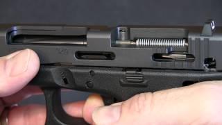 How a Glock Works (with Glock Cutaway)