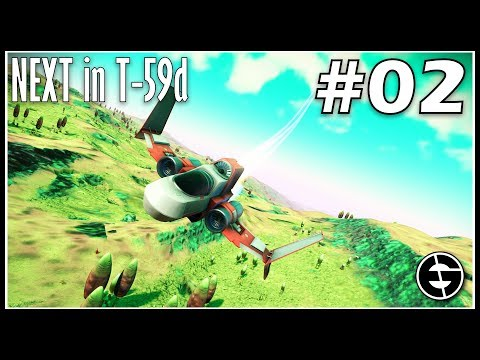 Let's Play No Man's Sky #02 | Ab in den Weltraum! [PS4 Pro] [Deutsch]