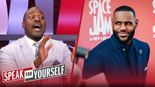 LeBron reaches $1 Billion in career earnings — Wiley & Acho   NBA   SPEAK FOR YOURSELF