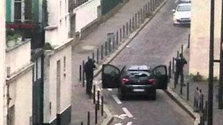 Watch how the Charlie Hebdo Paris attacks unfolded
