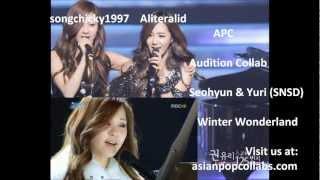 [APC COLLAB] Winter Wonderland - Seohyun & Yuri (Girls