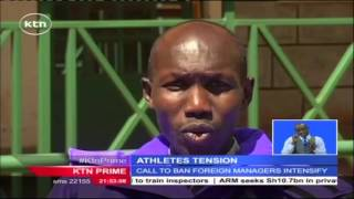 Doping casts a dark shadow on Kenyan athletic scene in Kenya's Rift Valley region