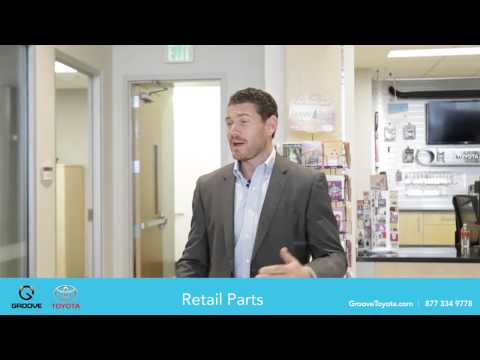 Take a Tour of Groove Toyota in Englewood Colorado
