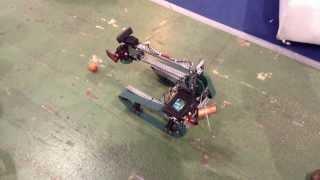 Robotics Expo'13 - Робот-конструктор ТРИК (СПб, Россия) 2
