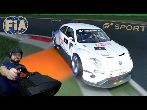 Чемпионат Мира FIA Monza GT3 VW Beetle - Gran Turismo Sport thumbnail