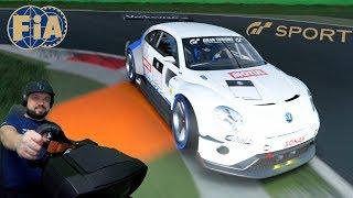Чемпионат Мира FIA Monza GT3 VW Beetle - Gran Turismo Sport