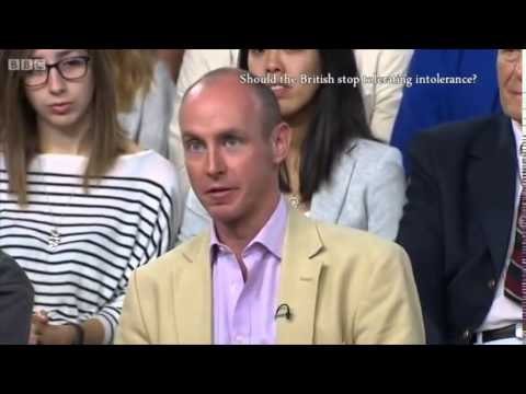 Daniel Hannan on British values