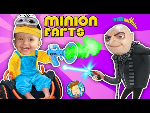 FUNnel Family has a Minion!