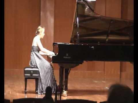 Bartok Sonata 1 mvt (Oxana Shevchenko)