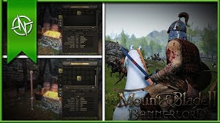 LEAKED Screenshots, Weapon Crafting, Combat Mechanics AND MORE! - Mount and Blade II: Bannerlord