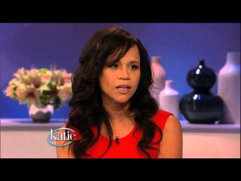 Rosie Perez Didn't Know She Had an Accent