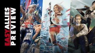Final Fantasy XII The Zodiac Age - Revisiting a Curious RPG