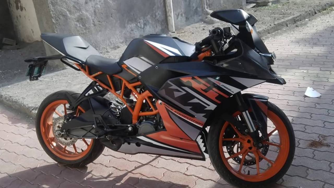 ktm rc modified body graphics youtube. Black Bedroom Furniture Sets. Home Design Ideas