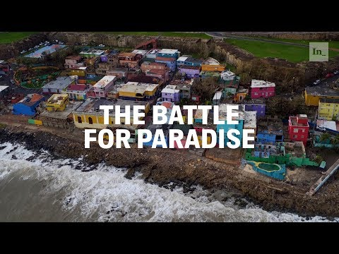 The Battle for Paradise: Naomi Klein Reports from Puerto Rico