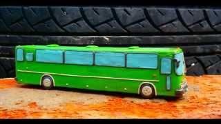 ikarus 250 Нереально миниатюрный автобус