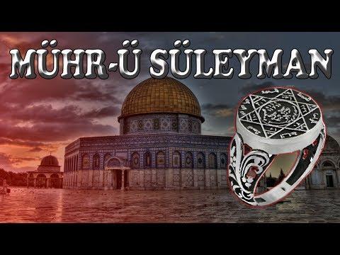 Hz Süleyman'ın Güç Yüzüğü