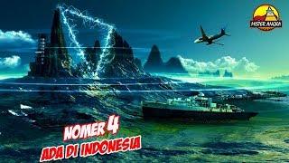 Tempat Ini Lebih Misterius Dari Segitiga Bermuda..!! Salah Satunya Ada Di Indonesia
