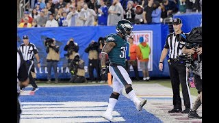 Corey Clement proving Eagles don't need another RB