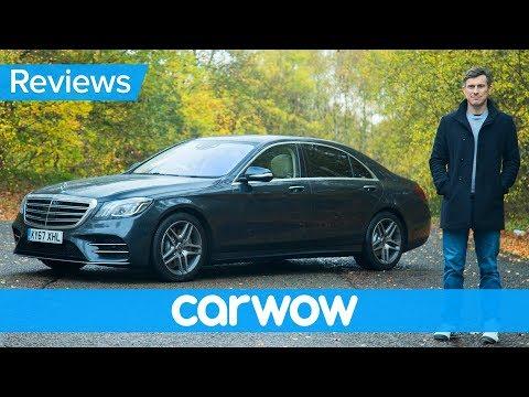 New Mercedes S-Class 2018 in-depth review - is it still the best? | Mat Watson Reviews