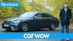 New Mercedes S-Class 2018 in-depth review - is it still the best?   carwow Reviews