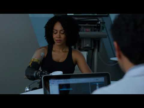 Luke Cage - Season 2: Misty gets her bionic arm
