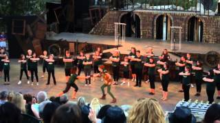 Ugg-A-Wugg - Peter Pan - San Diego East County CYT